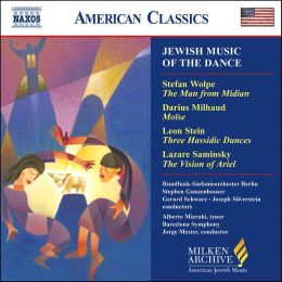 Jewish Music of the Dance