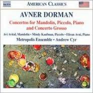 Avner Dorman: Concertos