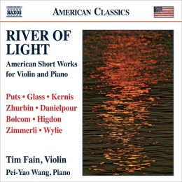 River of Light: American Short Works for Violin & Piano