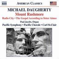 Michael Daugherty: Mount Rushmore