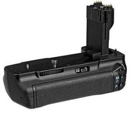 Bower BG-E6 Battery Grip for the Canon EOS 5D Mark II Digital SLR Camera