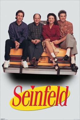 Seinfeld - Taxi - Poster