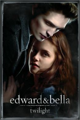 Twilight - Edward and Bella - Poster