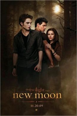 New Moon - Group - Poster