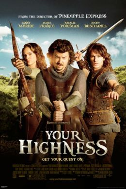 Your Highness - Movie Poster