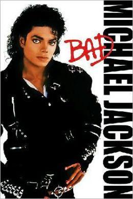 Michael Jackson - Bad - Poster