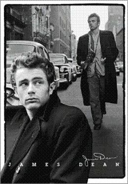 Pyramid America PPL70081F James Dean Poster