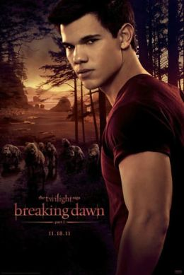 Breaking Dawn Jacob Poster