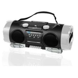 Portable MP3/CD & AM/FM