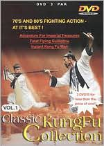 Classic Kung Fu Collection, Vol. 1