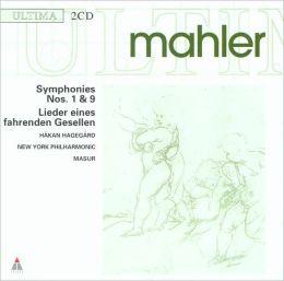 Mahler: Symphonies 1 & 9, Wayfarer Songs