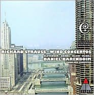 Richard Strauss: Wind Concertos, etc.