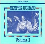 Memphis Jug Band, Vol. 3 [Frog]