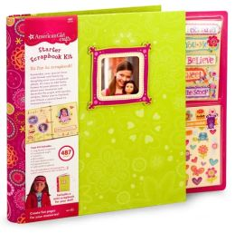 AG Starter Scrapbook Kit