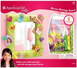 American Girl Mirror Message Board Kit