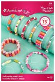 Product Image. Title: American Girl Crafts Wrap & Roll Bracelet Kit