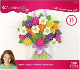 American Girl Crafts® Felt Flower Bouquet Kit