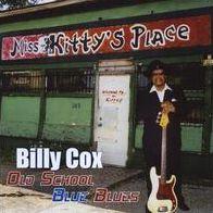Old School Blue Blues