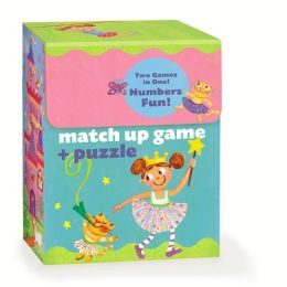 12 Dancing Princesses Match Up Game + Puzzle