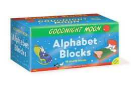 Goodnight Moon Alphabet Blocks