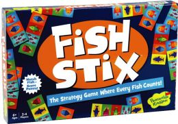 Fish Stix Board Game