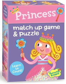 Princess Match Up Game + Puzzle