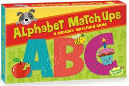 Alphabet Match Up/Upper Case Letters