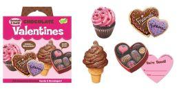 Valentine Chocolate Scratch & Sniff Set of 28