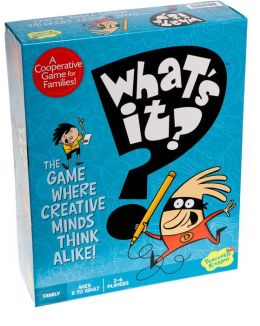 What's It? Cooperative Family Game