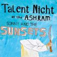 CD Cover Image. Title: Talent Night at the Ashram, Artist: Sonny & the Sunsets