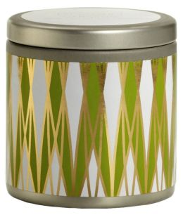 Gardenia Essential Candle Travel Tin
