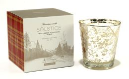 Solstice Winter Woodland Glass Candle 6oz