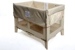 Arms Reach Concepts Original Co-Sleeper, Natural with Natural Liner