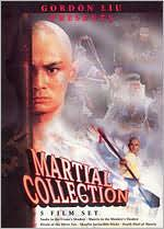 Gordon Liu Presents: Martial Arts Collection