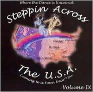 Steppin Across the U.S.A., Vol. 9
