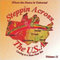 Steppin Across USA, Vol. 11