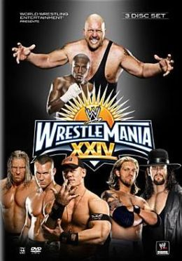 WWE: Wrestlemania 24