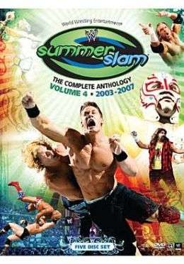 Wwe: Summerslam - the Complete Anthology, Vol. 4