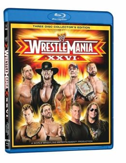 WWE: Wrestlemania XXVI
