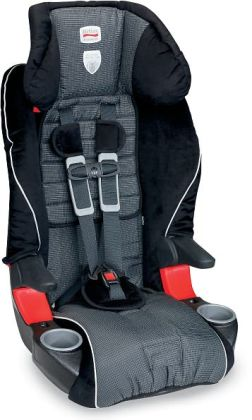 Britax Frontier 85 Booster Car Seat - Onyx