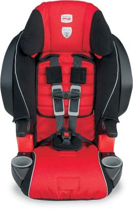 Britax FRONTIER 85 SICT Combination Harness-2-Booster -  Cardinal