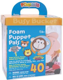 Foam Kit - Makes 40-Puppet Pals