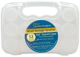 Travel Case Bead Storage System 5.4