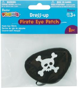 Foam Eye Patch-Pirate