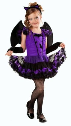 Baterina Child Costume: Size Large (10)