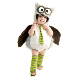 Owl Infant / Toddler Costume: 18 Months/2T