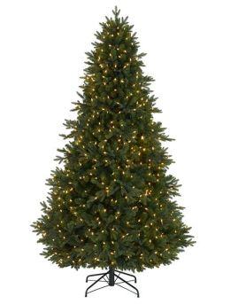 7' Saratoga Spruce Unlit Realistic Christmas Tree