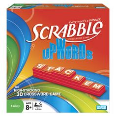 Scrabble Upwords