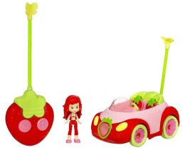 Strawberry Shortcake R/C Vehicle