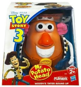 Toy Story 3 Woody Mr Potato Head